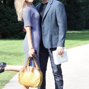 Christopher Kane cashmere dress